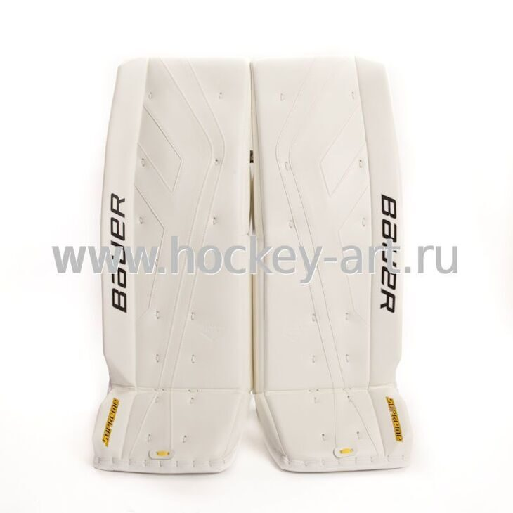 Щитки вратаря Bauer Supreme Total One NXG SR